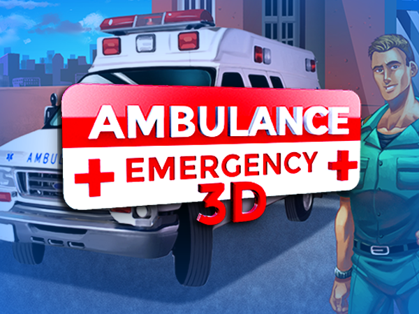 Emergency Ambulance Driving 3D