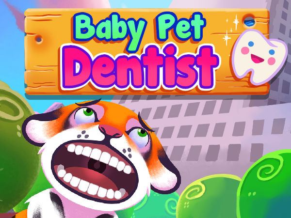 Baby Pet Dentist