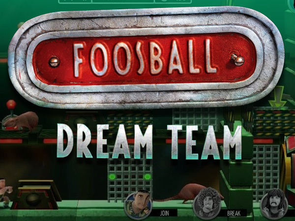 Foosball -Dream Team-