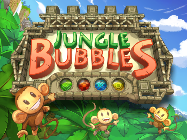 Jungle Bubbles