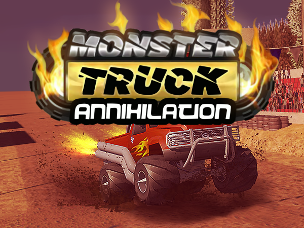 Monster Truck Annihilation 3D